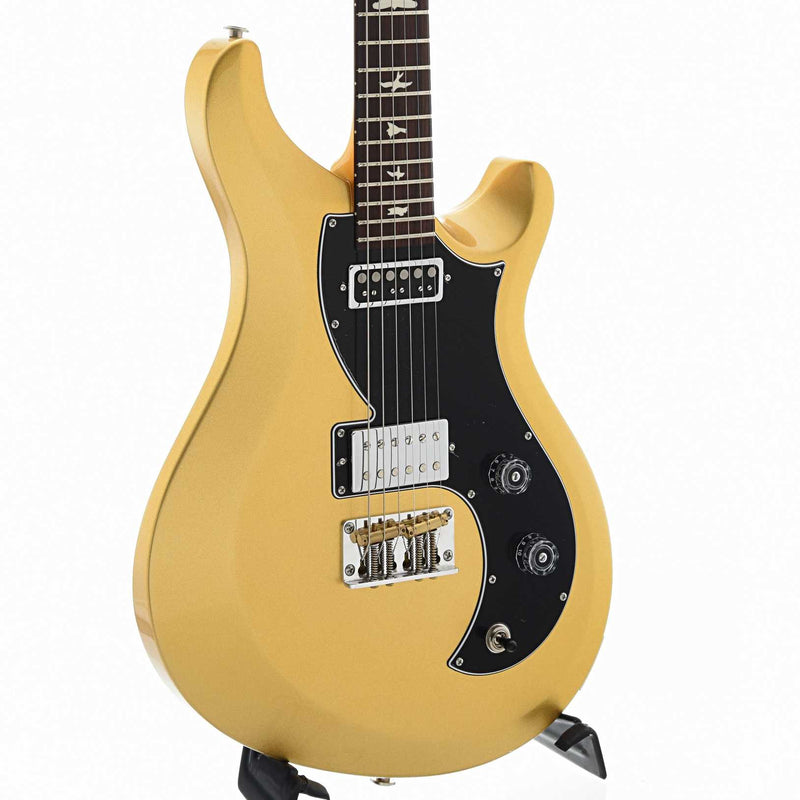 PRS S2 Vela Metallic, Egyptian Gold Metallic Finish with Gigbag