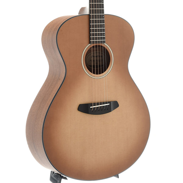 Breedlove USA Concerto Cinnamon Burst E Sitka-Mahogany Acoustic-Electric Guitar