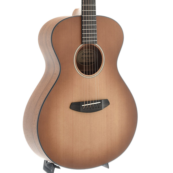 Breedlove USA Concert Cinnamon Burst E Sitka-Mahogany Acoustic-Electric Guitar