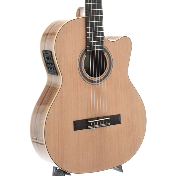 Kremona Performer Series Rondo R65CWC Nylon String Guitar and Gigbag