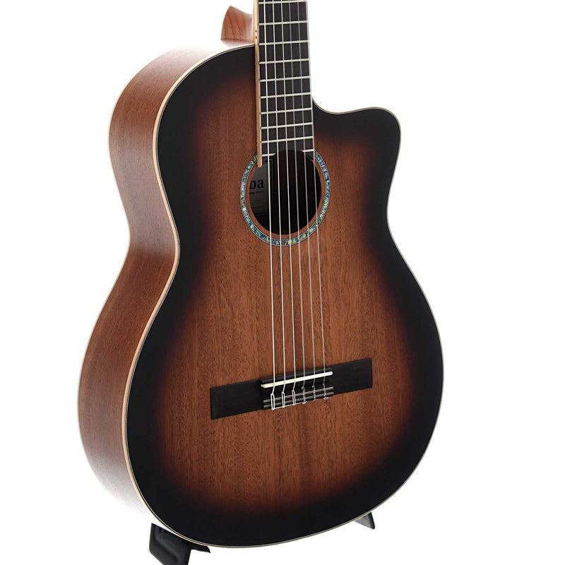 Cordoba C4-CE Nylon String Guitar with Cutaway and Pickup