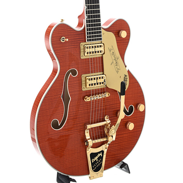 Gretsch G6620TFM Players Edition Nashville with Case