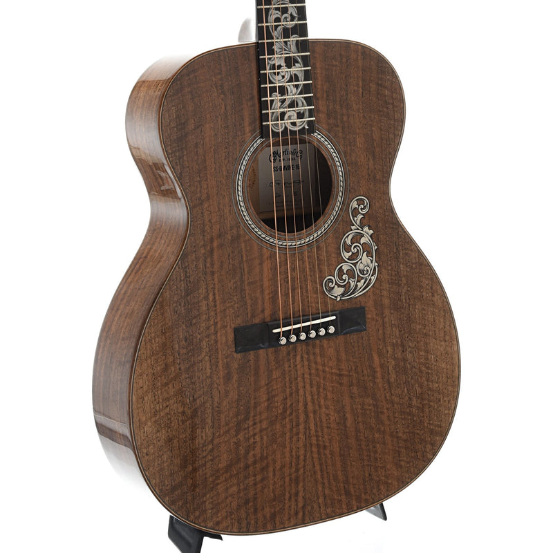Martin SS-OMVINE-16 Limited Edition Guitar & Case