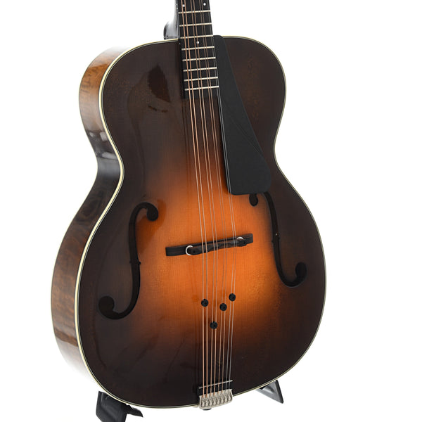 Northfield Workshop ATO-2 Maple Archtop Octave Mandolin with Case