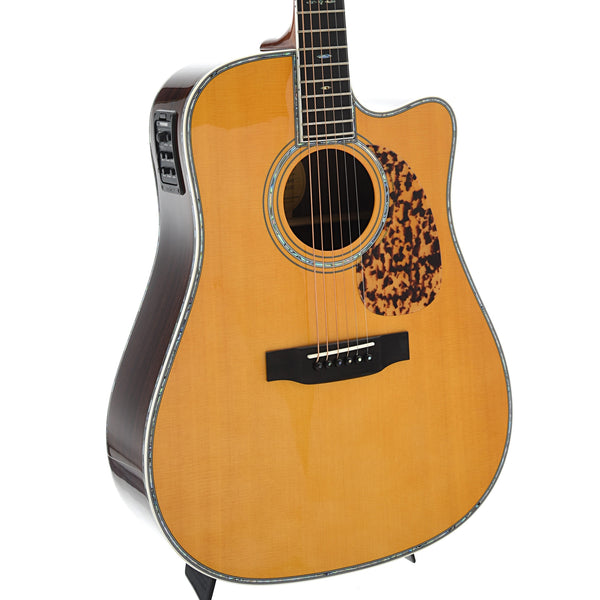 Blueridge Historic Series BR-180CE Dreadnought Acoustic Electric Guitar & Gigbag