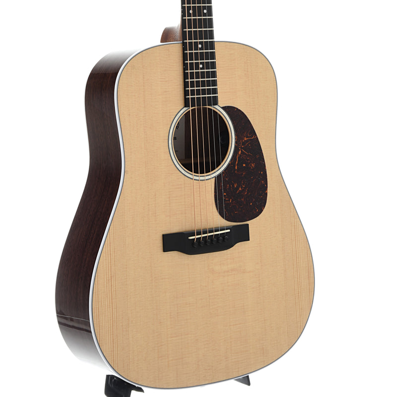 Martin D-13E Guitar with Fishman MX-T Pickup/Tuner & Gigbag