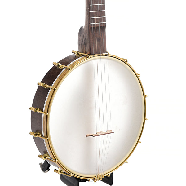 "Dogwood Banjo Co. 12"" Openback Banjo, No. 148"