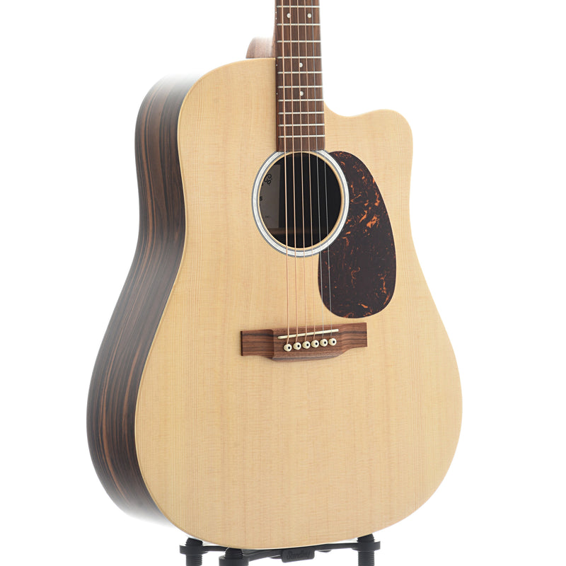 Martin DC-X2E Cutaway Guitar with Pickup & Gigbag - Macassar HPL with  Solid Spruce Top