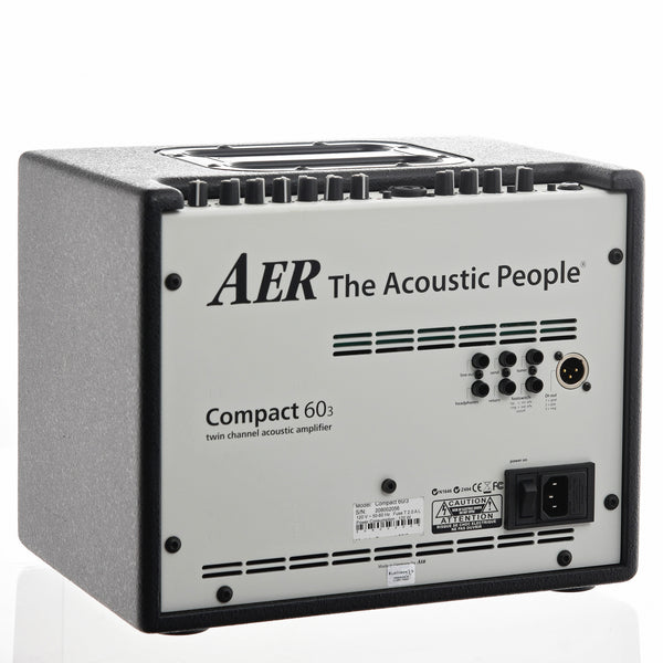 AER Compact 60/3 Acoustic Combo Amp