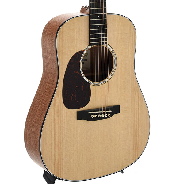 Martin D Jr., Lefthanded Dreadnought Junior Guitar & Gigbag, Acoustic Version