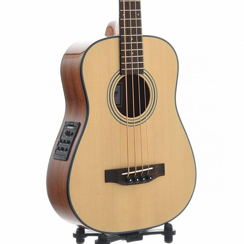 Ohana B-Stock OBU-22 Compact Acoustic Bass with Pickup