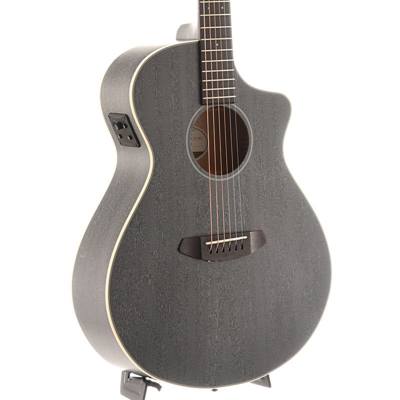Breedlove Discovery Concert Satin Night Sky CE Mahogany-Mahogany Acoustic-Electric Guitar