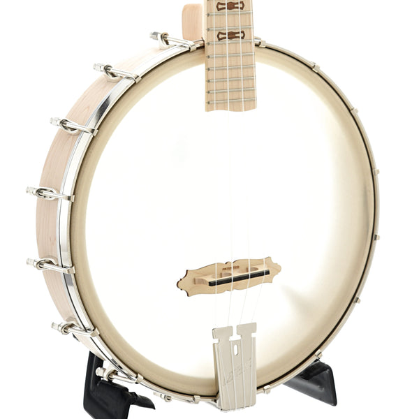 "Deering Goodtime Banjo Ukulele, Concert Scale (~15"") with Pickup"