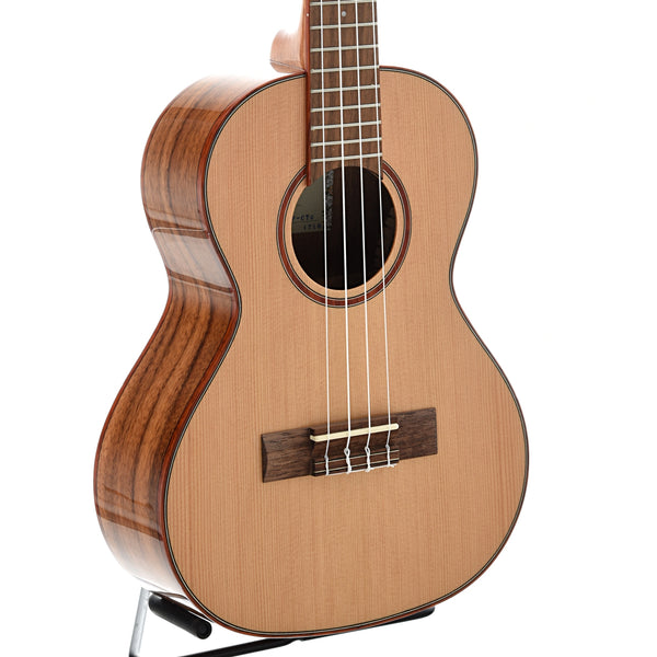 Kala KA-ATP-CTG Solid Cedar Top with Acacia Back and Sides Tenor Ukulele