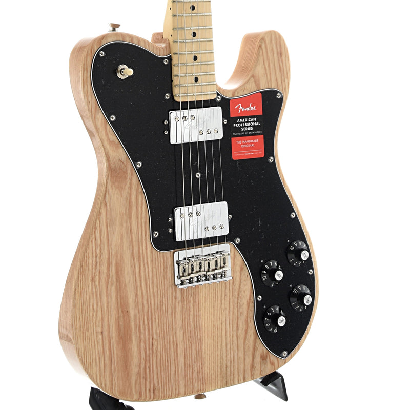 Fender American Pro Telecaster Deluxe Shawbucker, Maple Fingerboard, with Case