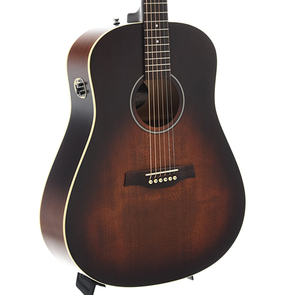 Seagull S6 Original Burnt Umber Acoustic Guitar