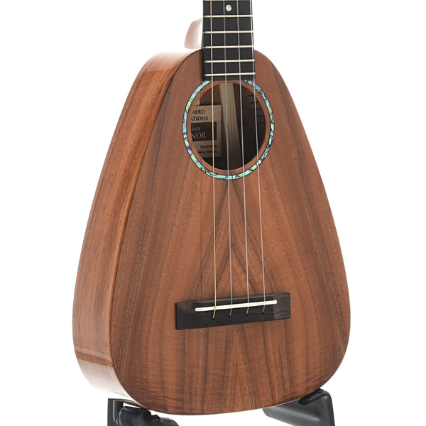 Romero Creations Tiny Tenor Ukulele, Hawaiian Koa