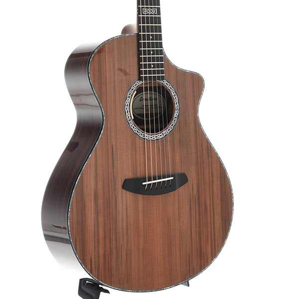 Breedlove Legacy Concert CE Redwood EI Rosewood Acoustic-Electric Guitar with Case