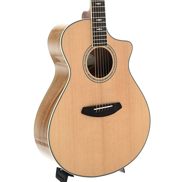 Breedlove Stage Exotic Concert CE Sitka-Myrtlewood Acoustic-Electric Guitar