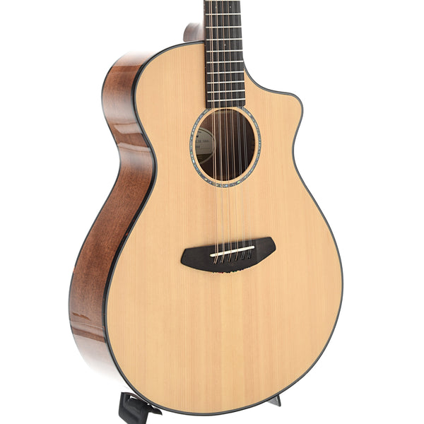 Breedlove Pursuit Concert 12-String CE Sitka-Mahogany Acoustic-Electric Guitar