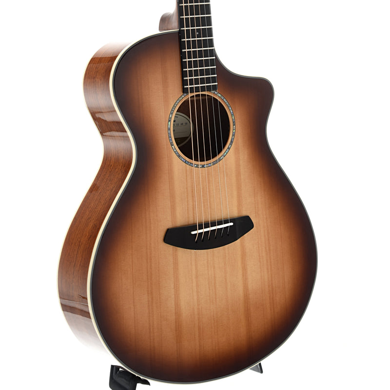 Breedlove Pursuit Exotic Concert Sunburst CE Sitka-Australian Blackwood Acoustic Guitar