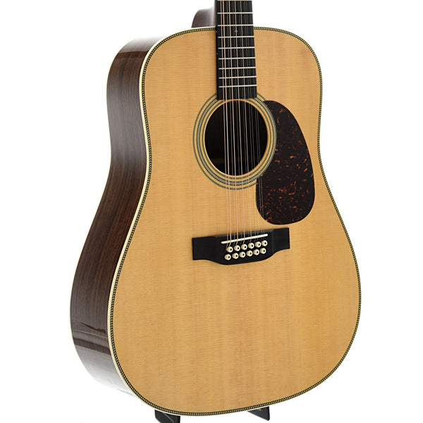 Martin HD12-28 (2018) 12-String Guitar & Case