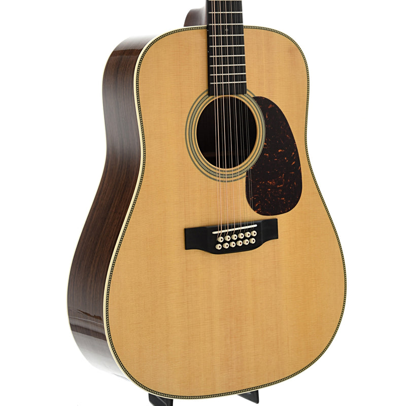 Martin HD12-28 12-String Guitar & Case