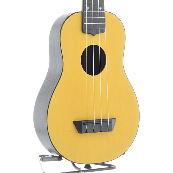 Flight TUS35 Travel Series Soprano Ukulele, Yellow