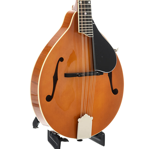 Kentucky KM-252 Mandolin, A-Model Transparent Amber & Gigbag