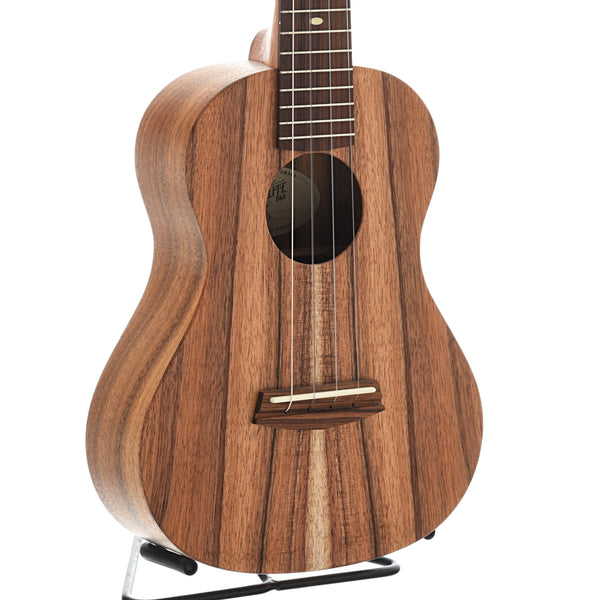 Kala Elite Koa 1 Tenor Ukulele, Satin Finish with Gigbag