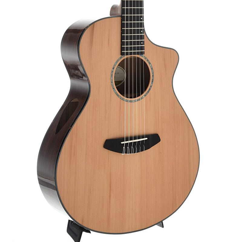 Breedlove Solo Concert Nylon CE Red Cedar-Ovangkol Acoustic-Electric Guitar