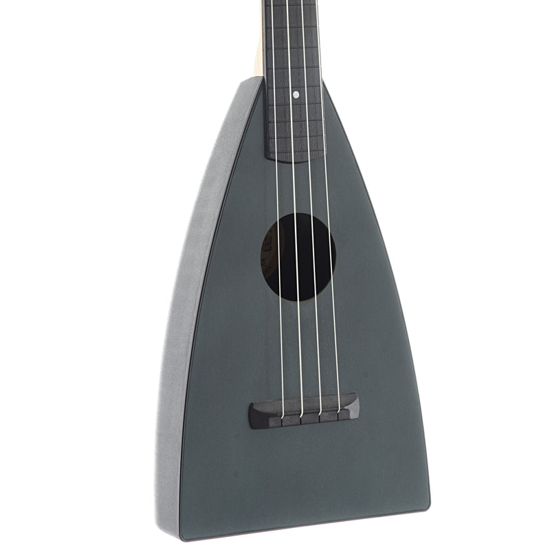 MAGIC FLUKE COMPANY FLUKE UKULELE, CONCERT, UKELYPTUS GREEN FINISH WITH GIGBAG