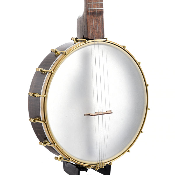 "Dogwood Banjo Co. 12"" Openback Banjo, No. 136"