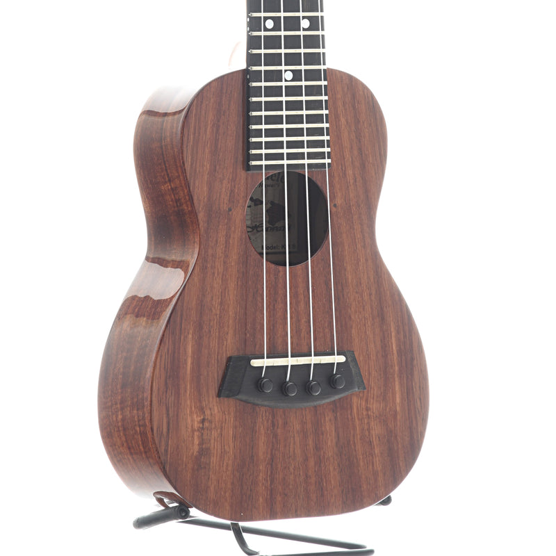 Kanile'a K-1 Soprano Ukulele, Gloss Finish & Case