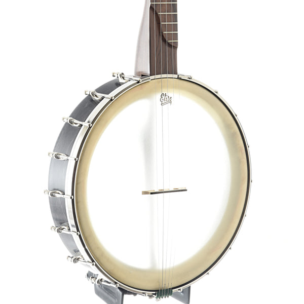 "Chuck Lee Cottonwood, 12"" Rim, Dobson Tone Ring"