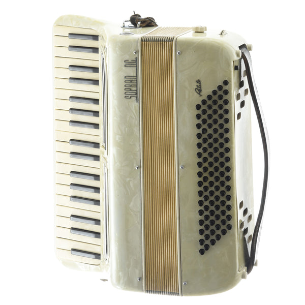 Soprani Petite Keyboard Accordion (c.1960)