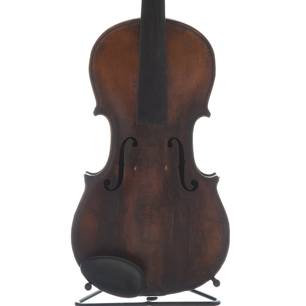Jacobus Stainer Label Violin