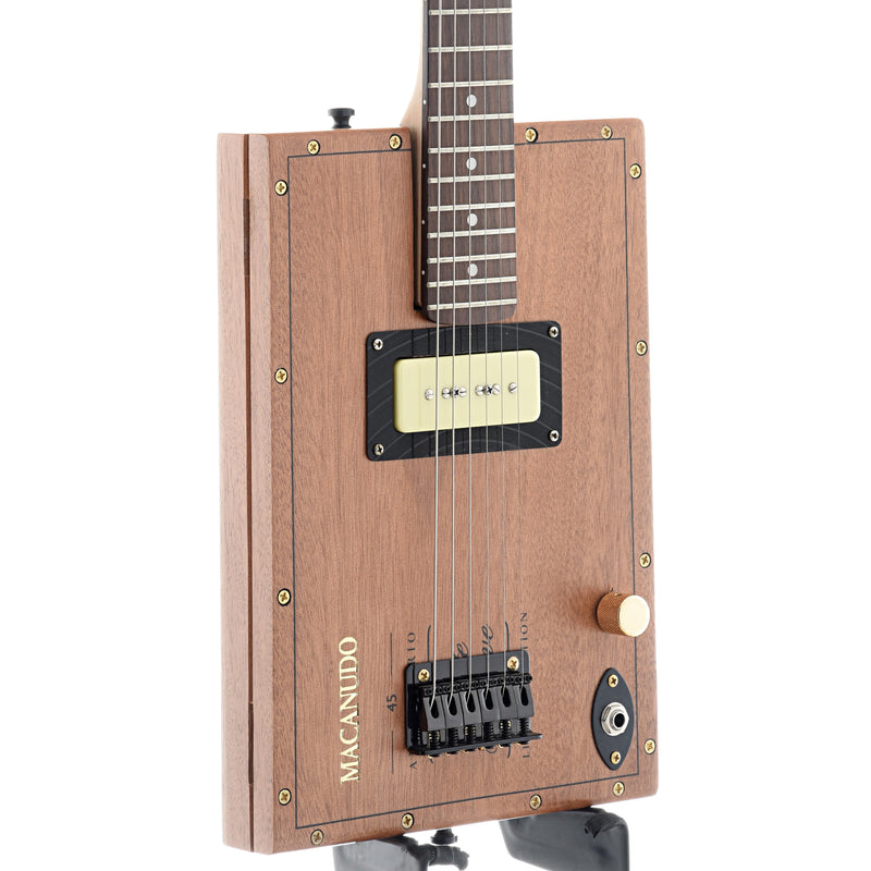 Get Down Guitars Macanudo Cigar Box 6-String Electric Guitar