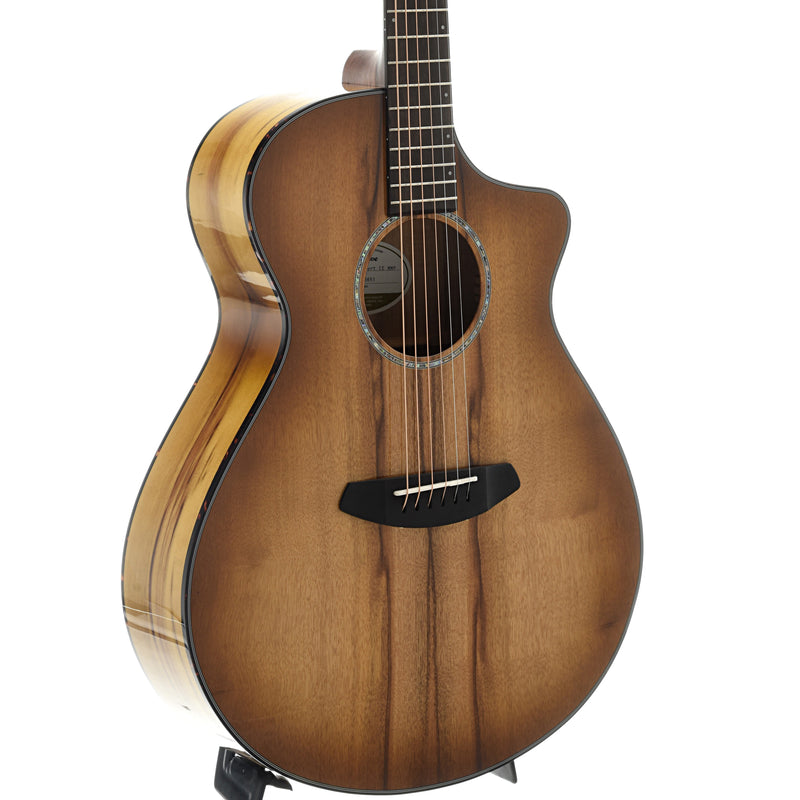 Breedlove Pursuit Exotic Concert Prairie Burst CE Myrtlewood-Myrtlewood Acoustic-Electric Guitar