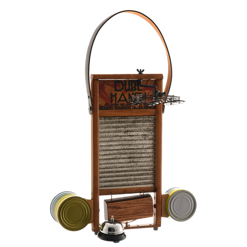 Pel-Tone Deluxe Washboard, Number WB79