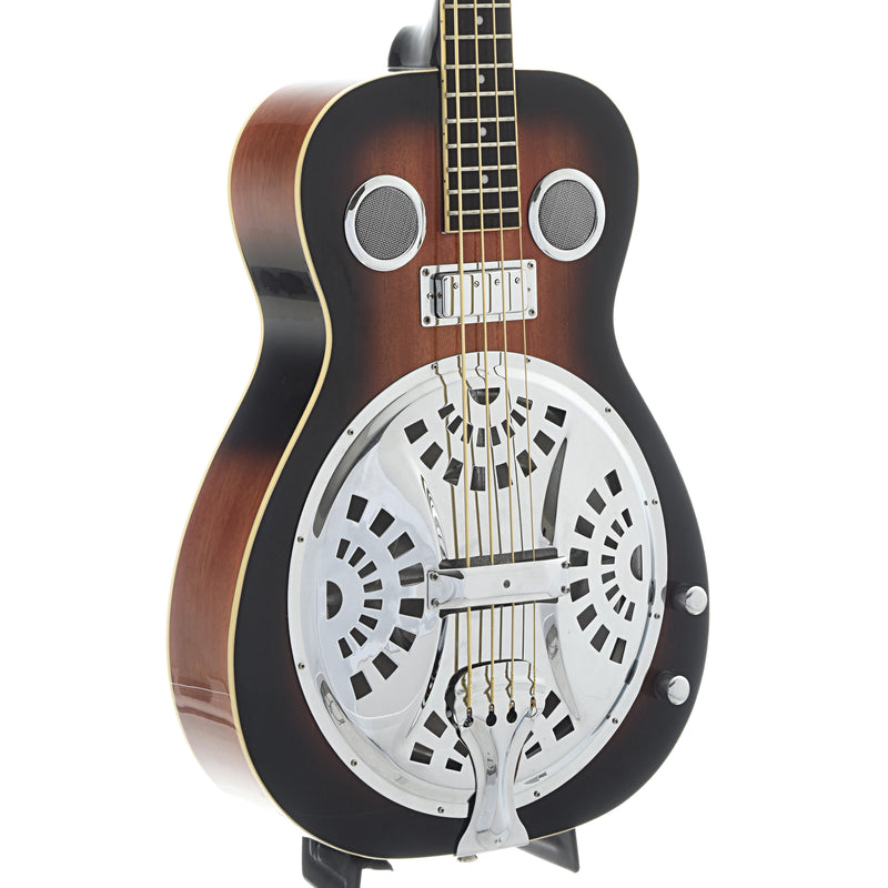 Beard Gold Tone PBB Resonator Bass (2015)