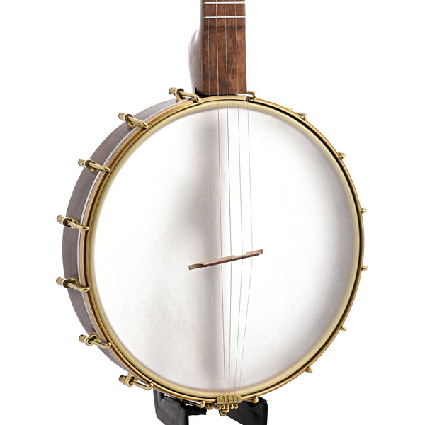 "Dogwood Banjo Co. 12"" Openback Banjo, No. 140"
