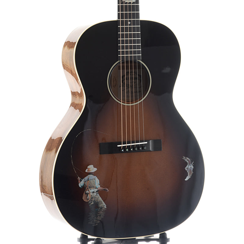 Martin 00L Fly Fishing Limited Edition Guitar & Case