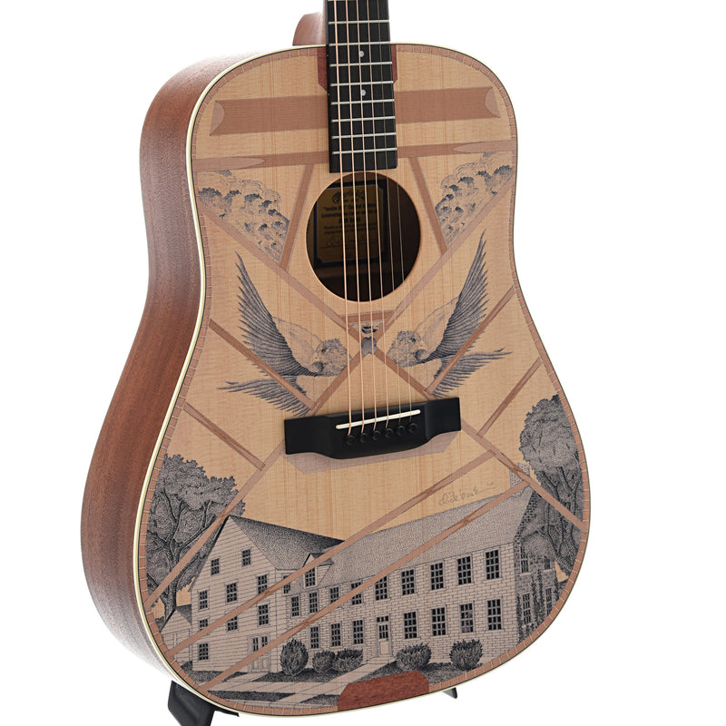 Martin D-Boak Custom Signature Edition (2017)