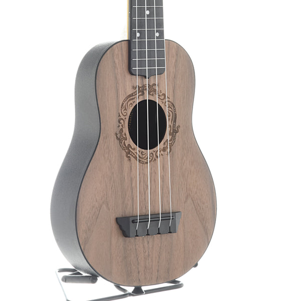 Flight TUS50 Travel Series Soprano Ukulele, Salamander