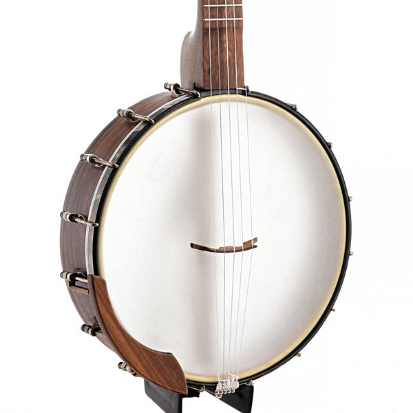 "Dogwood Banjo Co. Custom 12"" Walnut (2021)"