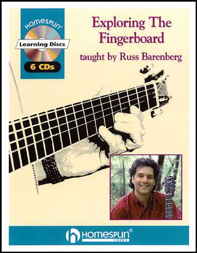 Exploring the Guitar Fingerboard