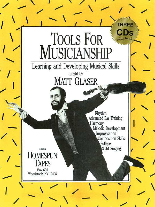 Tools for Musicianship - Change the Way You Hear and Play Music!