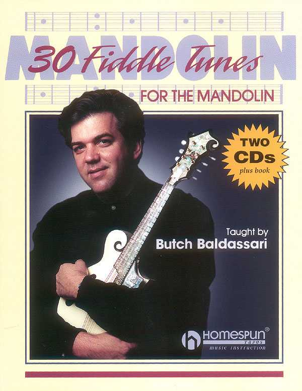 Thirty Fiddle Tunes for the Mandolin