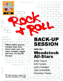 Rock and Roll Back-Up Session